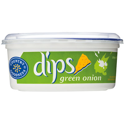 Country Goodness Green Onion Dip 250g