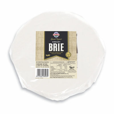 Mainland Special Reserve Cheese Creamy Brie 1kg