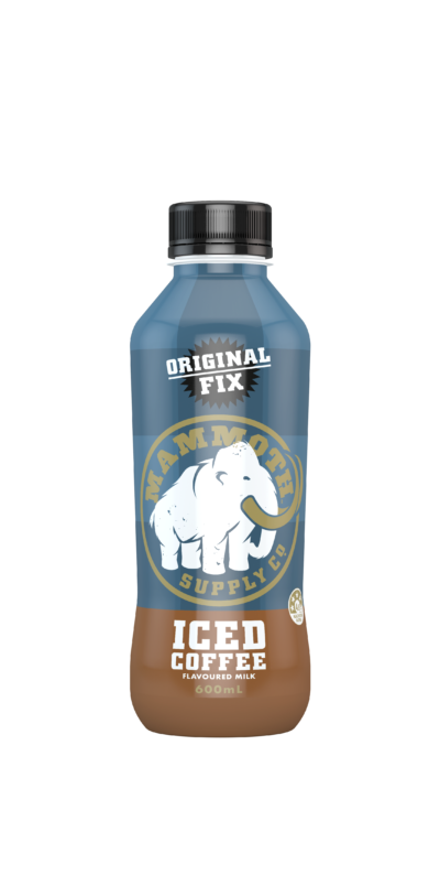 Mammoth 600ml Original Fix Iced Coffee