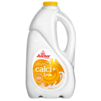 Anchor Fresh White Milk Calci Plus 2L