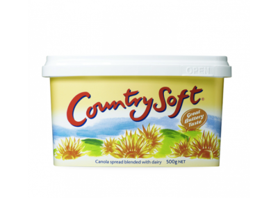 COUNTRY SOFT BLEND 500G