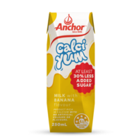Anchor CalciYum Flavoured Milk UHT Banana 250ml