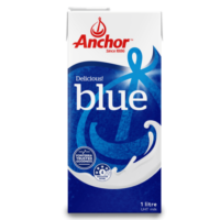 Anchor UHT Milk 1L - Blue