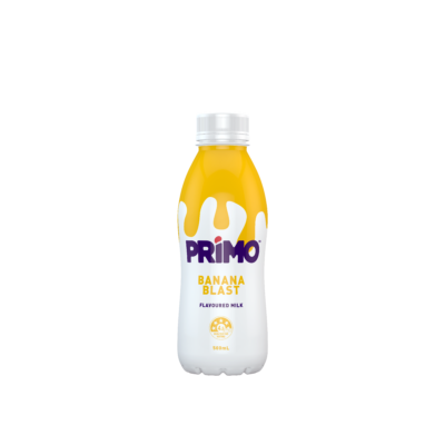 Flavoured Milk Banana 500ml