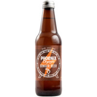 Phoenix Organic Soda 330ml - Ginger Beer
