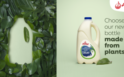 Introducing Our Plant-Based Milk Bottle