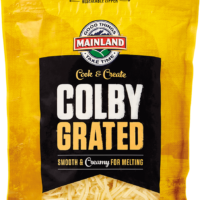 Mainland Grated Cheese Colby 400g